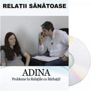 Cazuri - Adina - Produs DVD