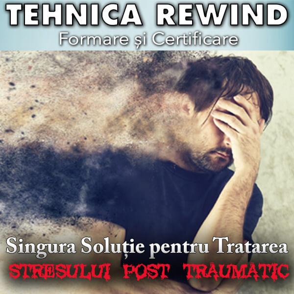 DVD Tehnica Rewind