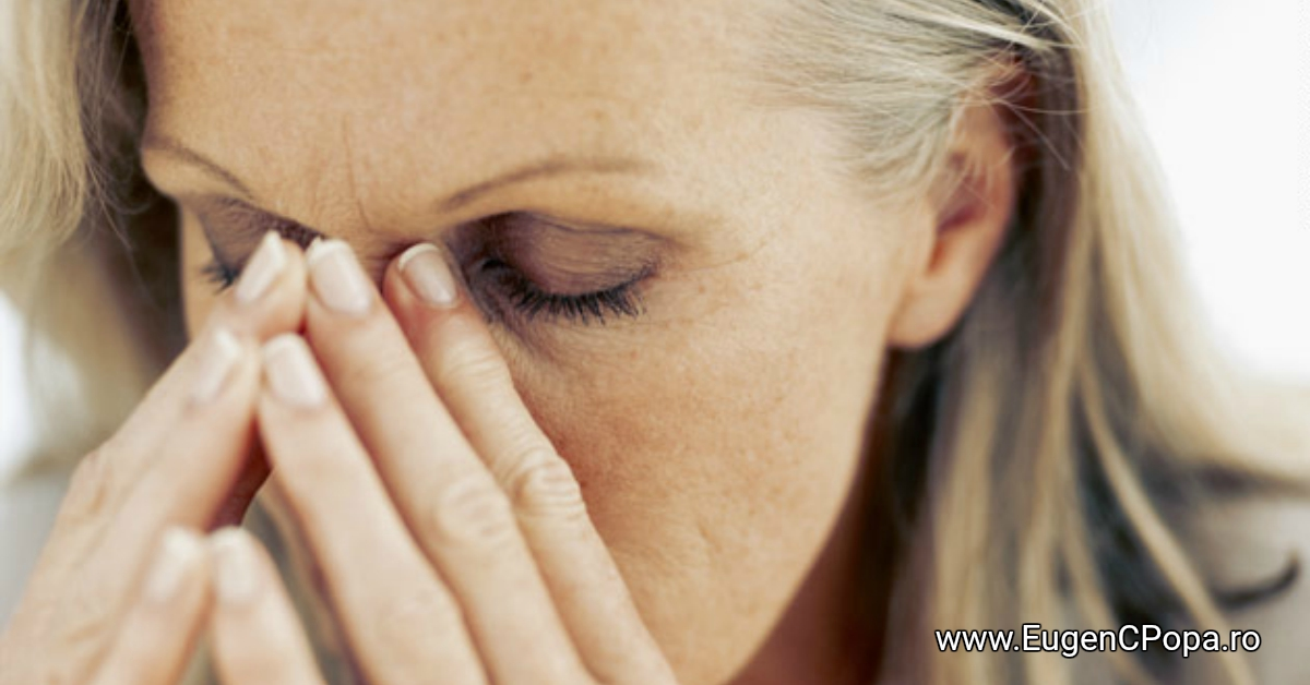 Terapia prin Hipnoza Reducele Simptomele Menopauzei