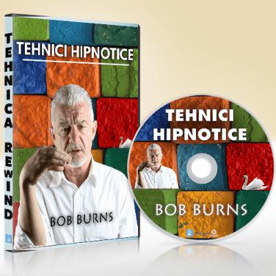 dvd tehnici hipnotice cu bob burns