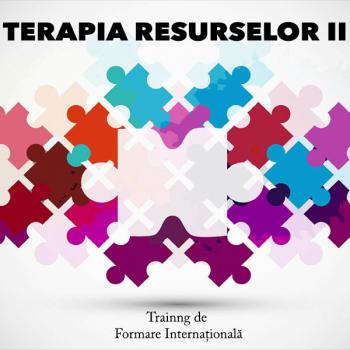terapia resurselor modul 2 coperta