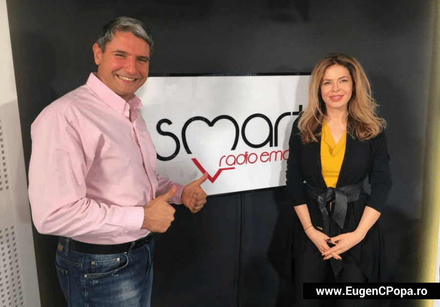 Smart FM Interviu Eugen Popa