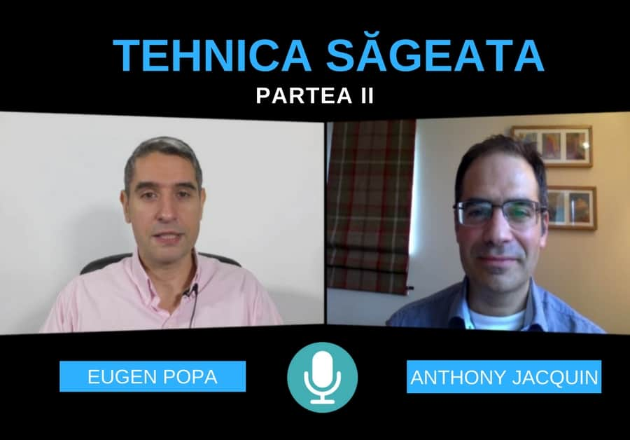 Tehnica Săgeata – Interviu cu Anthony Jacquin (partea II)