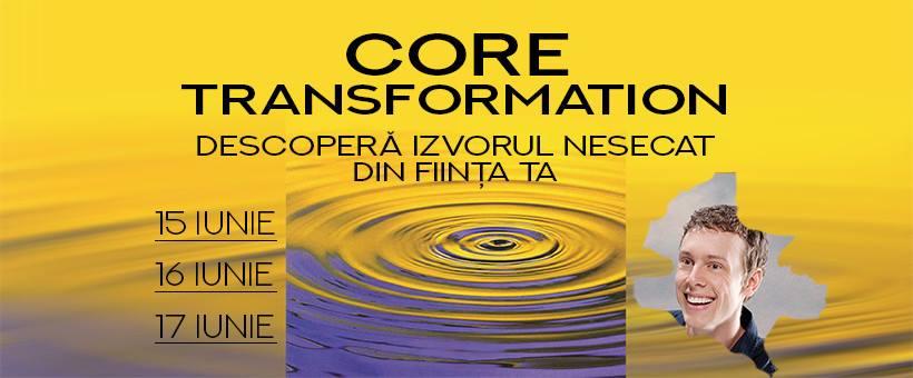 core transformation romania