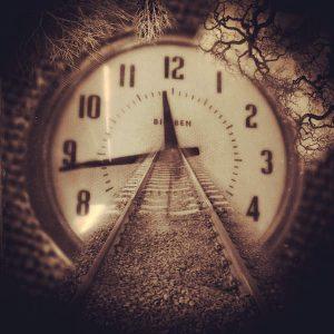 Prejudecata prezentului - timp, ceas